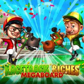 Racetrack Riches logo isoftbet